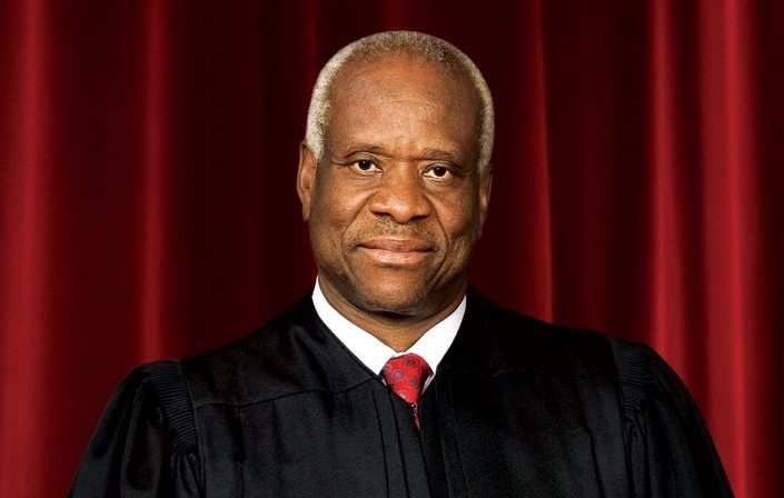 Justice Thomas Fires Warning Shot at Big Tech Giants in SCOTUS Ruling on Trump's Twitter