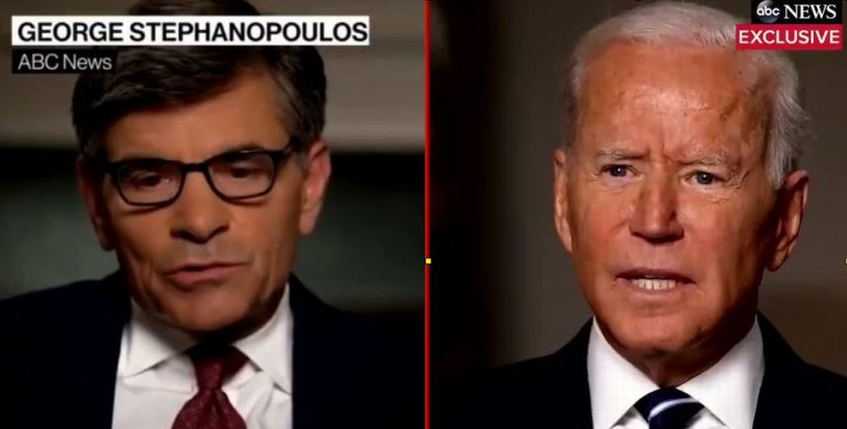 Here are the 7 Parts of Biden's Interview That ABC News Refused to Air — Now We Know Why BIDEN-768x389-1