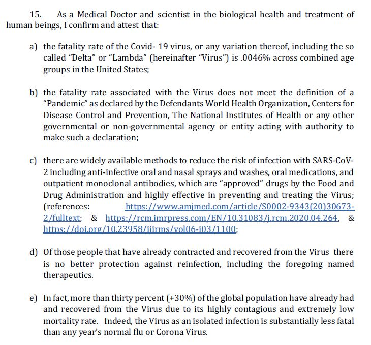 Soldiers Fight Back Against Military's Upcoming Vaccine Mandate by Filing Lawsuit Against Pentagon Screenshot-8_19_2021-3_57_08-PM